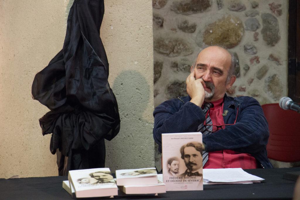 MúSIC musée des instruments de Céret - Journées Déodat de Séverac 2018 - Jean-Bernard Cahours d'Aspry
