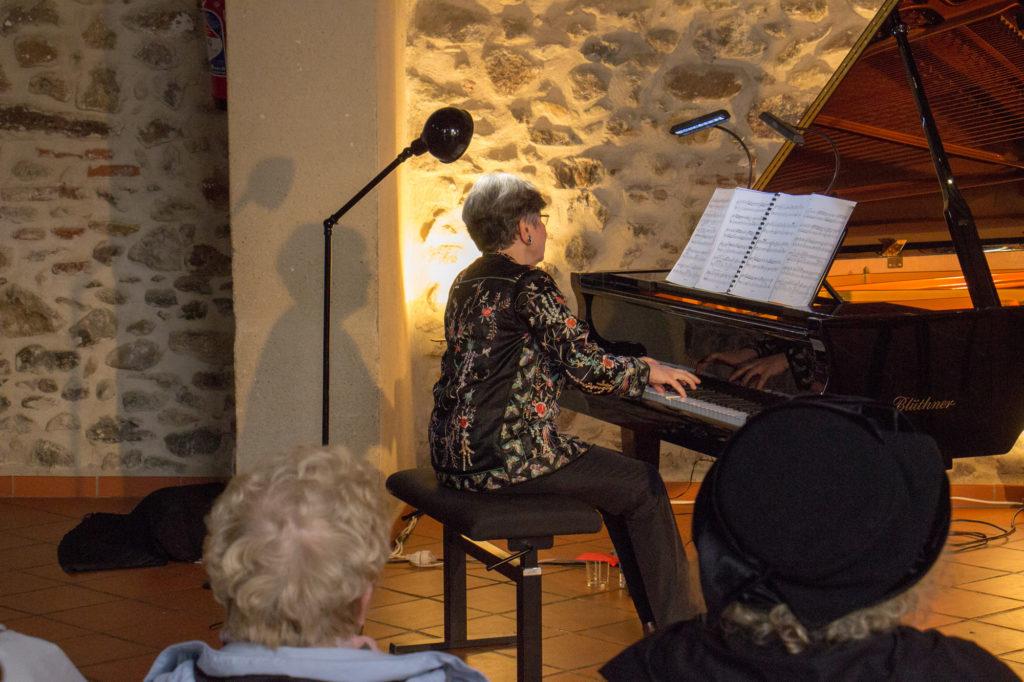 MúSIC musée des instruments de Céret - Journées Déodat de Séverac 2018 - Françoise Tillard
