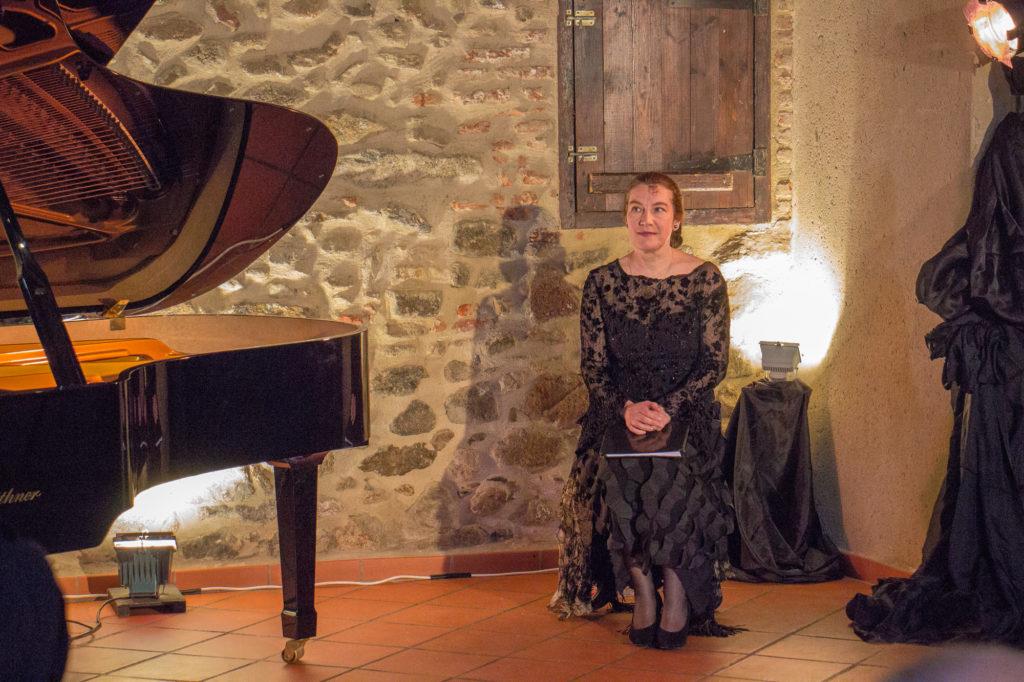 MúSIC musée des instruments de Céret - Journées Déodat de Séverac 2018 -Françoise Masset